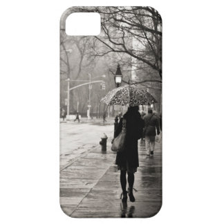 Rain - New York City Barely There iPhone 5 Case