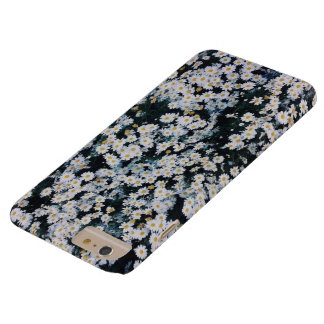 Rain of flowers barely there iPhone 6 plus case