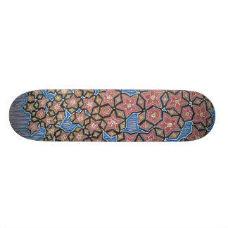 Rain of Stars 19.7 Cm Skateboard Deck