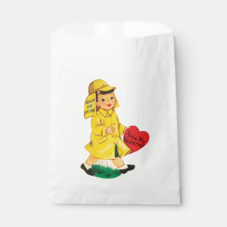 Rain or Shine | Valentine | Favour Bags