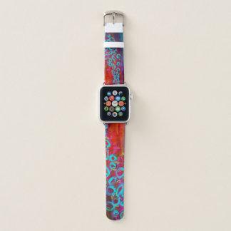"""Rain Party I"" Apple Watch Band"