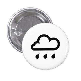 'Rain' Pictogram Button
