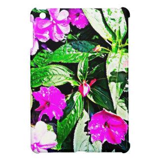 Rain Plant iPad Mini Cover