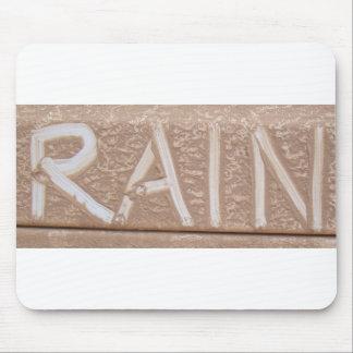 RAIN 'Tailgate Talk' Mouse Pad