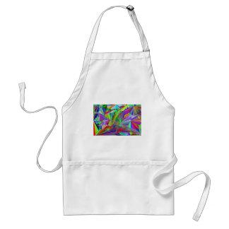 rainbiw line of color standard apron