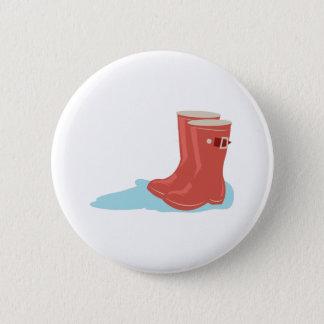 Rainboots 6 Cm Round Badge