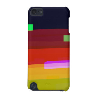 Rainbow Abstract Art iPod Touch 5G Case