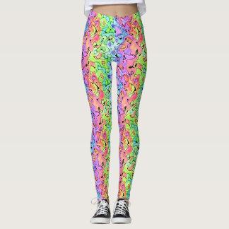Rainbow Acid Leggings