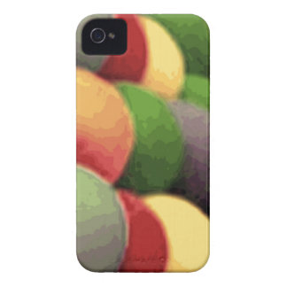 Rainbow Art Blackberry Bold Barely There Case iPhone 4 Cover