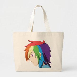 Rainbow Canvas Bags