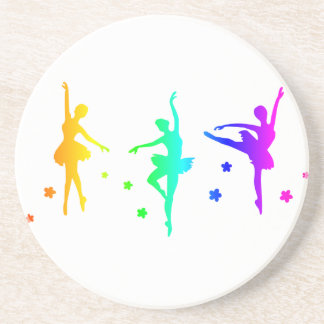 Rainbow Ballet Coaster
