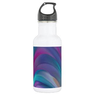 Rainbow Bands line 532 Ml Water Bottle