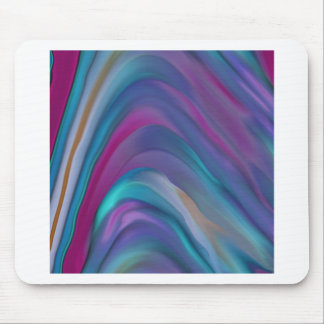 Rainbow Bands product line Mouse Pad