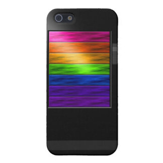 Rainbow Bars Case For iPhone 5/5S