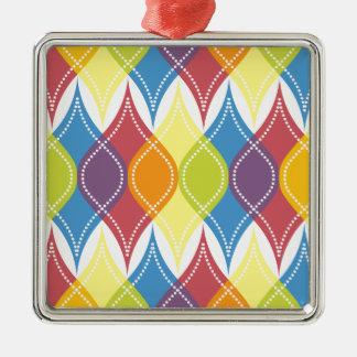 Rainbow Baubles Christmas Ornaments