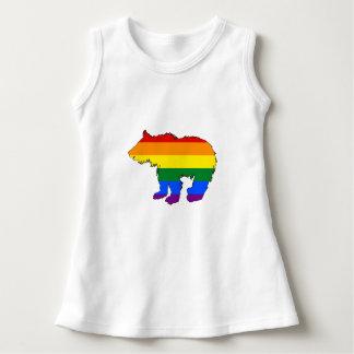 Rainbow Bear Cub Dress