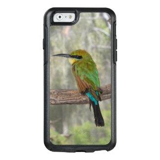 Rainbow bee-eater bird, Australia OtterBox iPhone 6/6s Case
