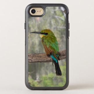 Rainbow bee-eater bird, Australia OtterBox Symmetry iPhone 7 Case