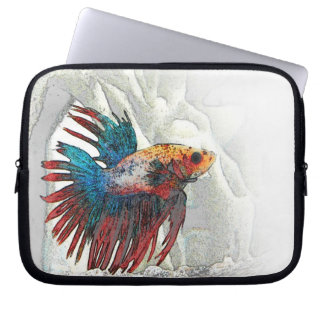 Rainbow Betta Electronics Sleeve