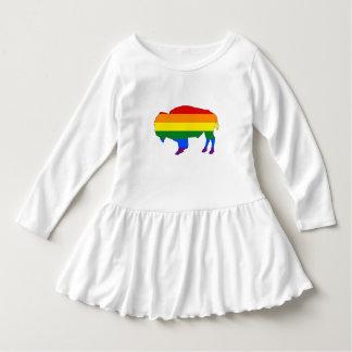 Rainbow Bison Dress