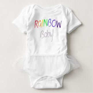 Rainbow Blessing Baby Bodysuit