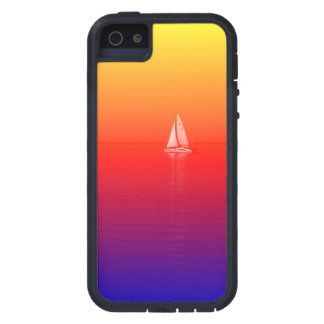 Rainbow Boat Case For The iPhone 5