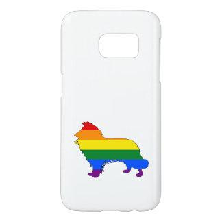 Rainbow Border Collie
