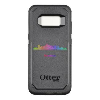 Rainbow Boston skyline OtterBox Commuter Samsung Galaxy S8 Case