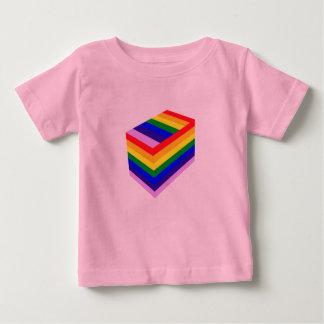 RAINBOW BOX Baby Fine Jersey T-Shirt