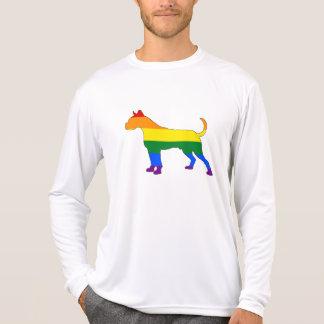 Rainbow Boxer T-Shirt