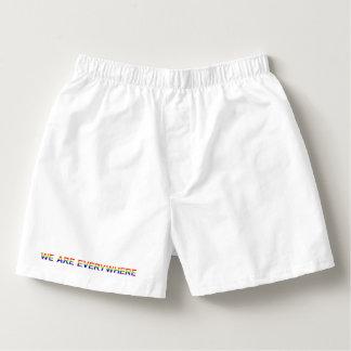 RAINBOW — Boxercraft Cotton Boxers