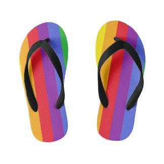 Rainbow boys and Girls Thongs