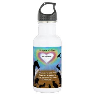 Rainbow Bridge Pets 532 Ml Water Bottle