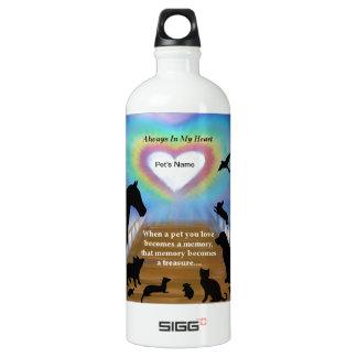 Rainbow Bridge Pets Water Bottle