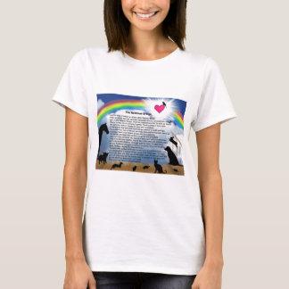 Rainbow Bridge Poem T-Shirt