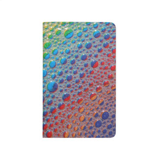 Rainbow Bubble Customizable Journal