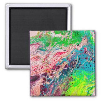 Rainbow Bubble Magnet