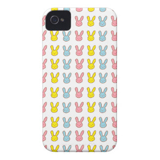 Rainbow Bunnies iPhone 4 Cover