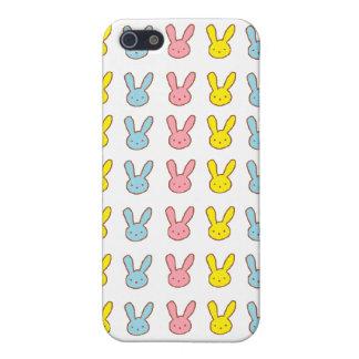 Rainbow Bunnies Case For The iPhone 5