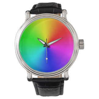 Rainbow Burst Watch