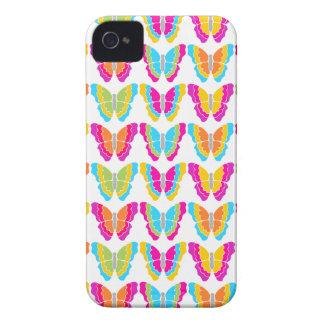 Rainbow butterflies BlackBerry Bold Case