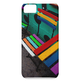 Rainbow Cafe Barely There iPhone 5 Case