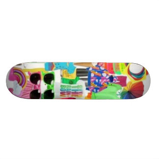 Rainbow Candy, Clothes, & Accesories 20.6 Cm Skateboard Deck
