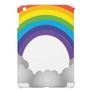Rainbow Cartoon iPad Mini Case