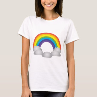 Rainbow Cartoon T-Shirt