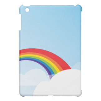 :: rainbow case for the iPad mini
