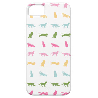 Rainbow Cat Pattern iPhone 5 Cover