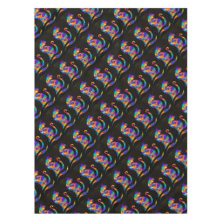 Rainbow Cat Tablecloth
