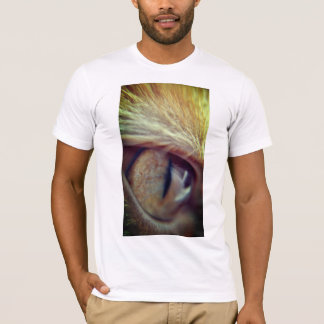 Rainbow Cats Eye Mens T-Shirt