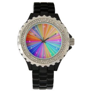 Rainbow Chakra Sparkle Watch